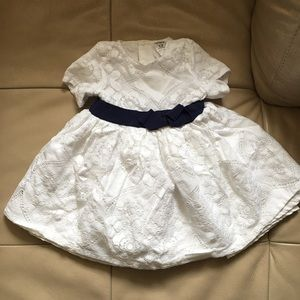 Carter's Babygirl Lace Dress